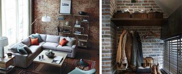Маленькая квартира в стиле лофт. ...