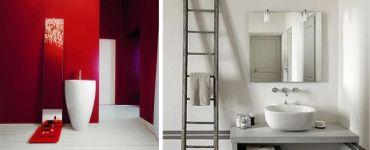 Цвет ванной комнаты...
